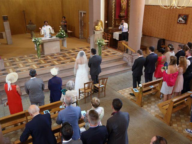 Le mariage de Matthieu et Julie à Offemont, Territoire de Belfort 60