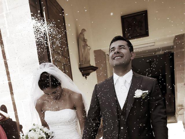 Le mariage de Matthieu et Julie à Offemont, Territoire de Belfort 65