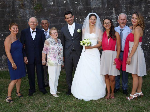 Le mariage de Matthieu et Julie à Offemont, Territoire de Belfort 68