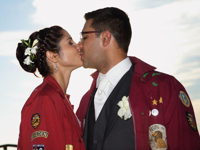 Le mariage de Matthieu et Julie à Offemont, Territoire de Belfort 89