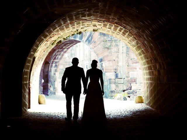 Le mariage de Matthieu et Julie à Offemont, Territoire de Belfort 90
