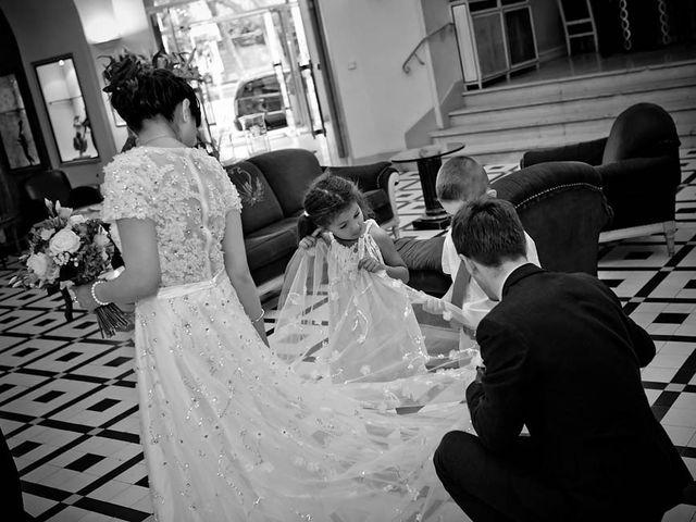Le mariage de Lionel et Ning à Nîmes, Gard 25