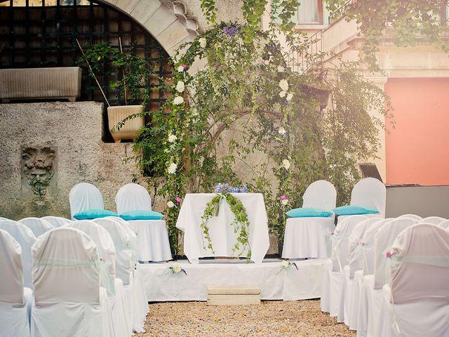 Le mariage de Lionel et Ning à Nîmes, Gard 27