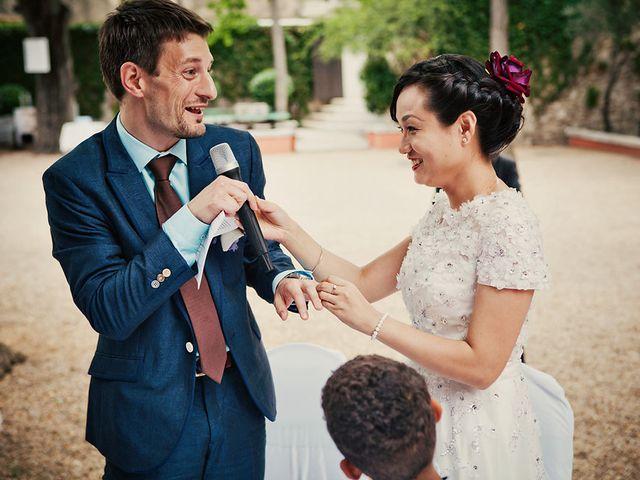 Le mariage de Lionel et Ning à Nîmes, Gard 32