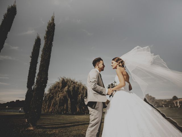 Le mariage de Raphaël et Aurélie à Mimet, Bouches-du-Rhône 37