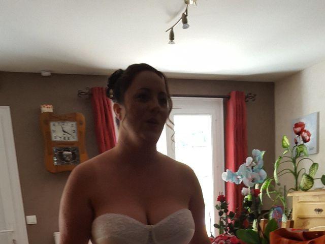 Le mariage de paulo et virginie à Pouillé, Loir-et-Cher 3