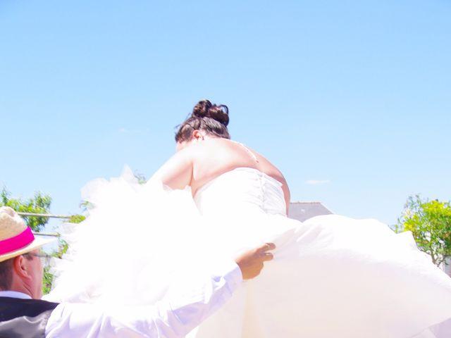 Le mariage de paulo et virginie à Pouillé, Loir-et-Cher 8