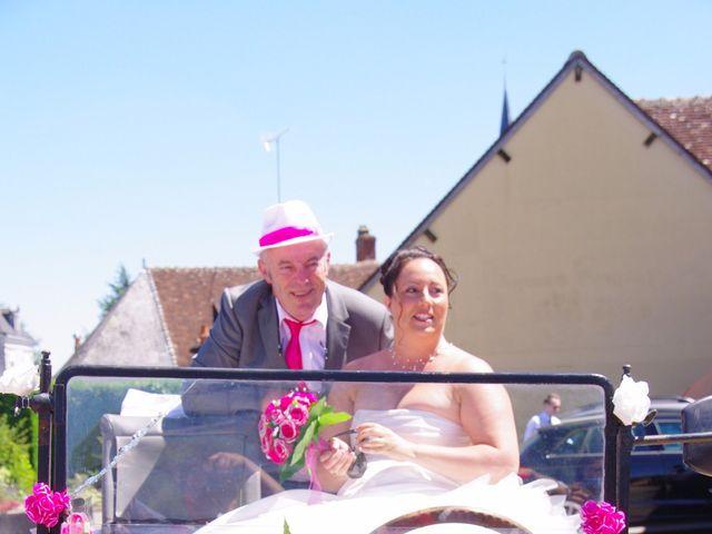 Le mariage de paulo et virginie à Pouillé, Loir-et-Cher 10