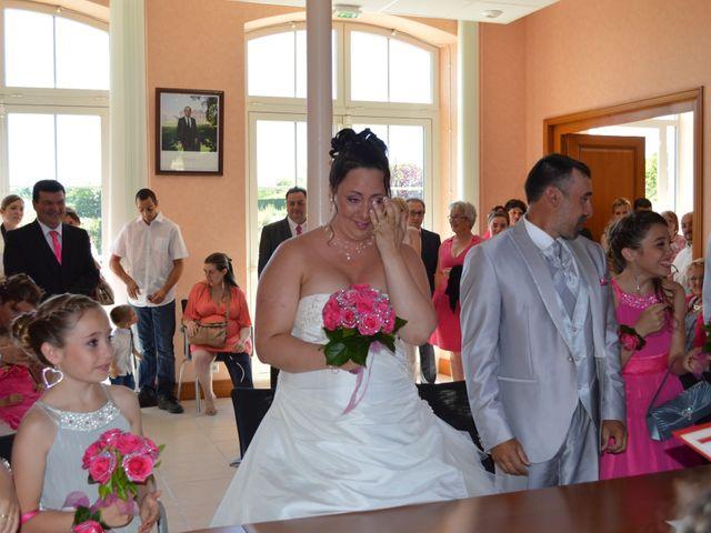 Le mariage de paulo et virginie à Pouillé, Loir-et-Cher 14