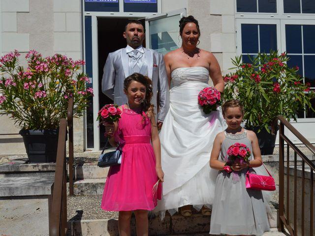 Le mariage de paulo et virginie à Pouillé, Loir-et-Cher 15
