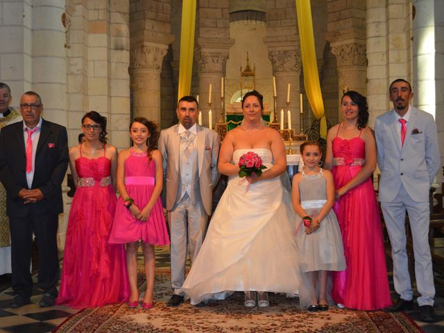 Le mariage de paulo et virginie à Pouillé, Loir-et-Cher 16