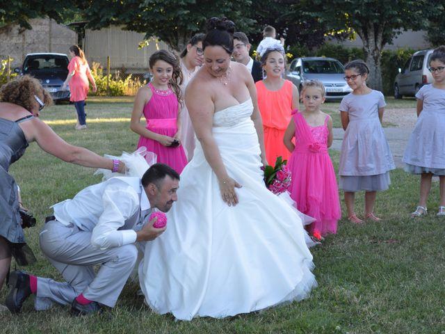 Le mariage de paulo et virginie à Pouillé, Loir-et-Cher 25