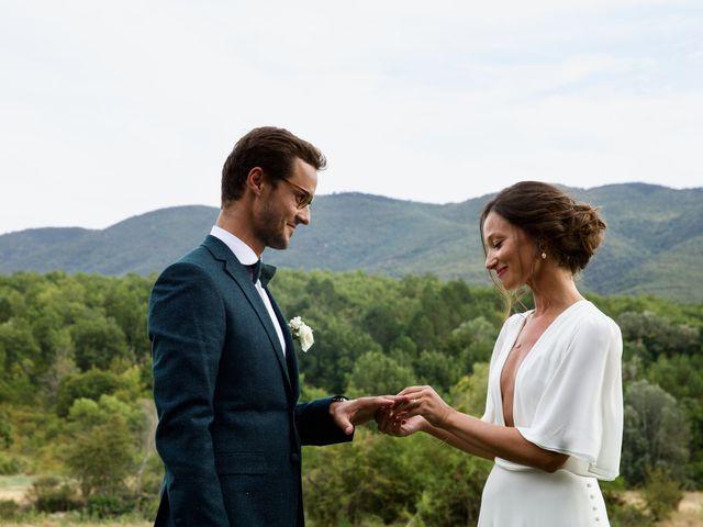 Le mariage de Thomas et Margaux à Saint-Martin-de-Castillon, Vaucluse 19