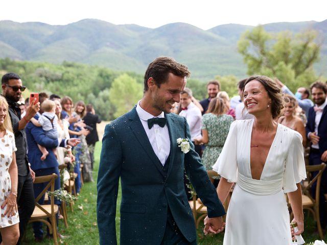Le mariage de Thomas et Margaux à Saint-Martin-de-Castillon, Vaucluse 22
