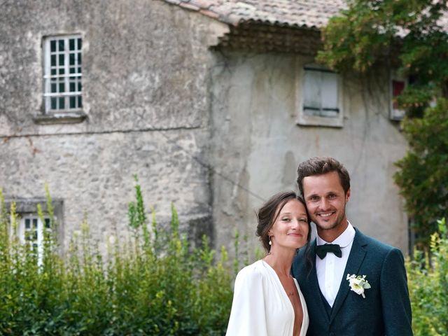 Le mariage de Thomas et Margaux à Saint-Martin-de-Castillon, Vaucluse 25
