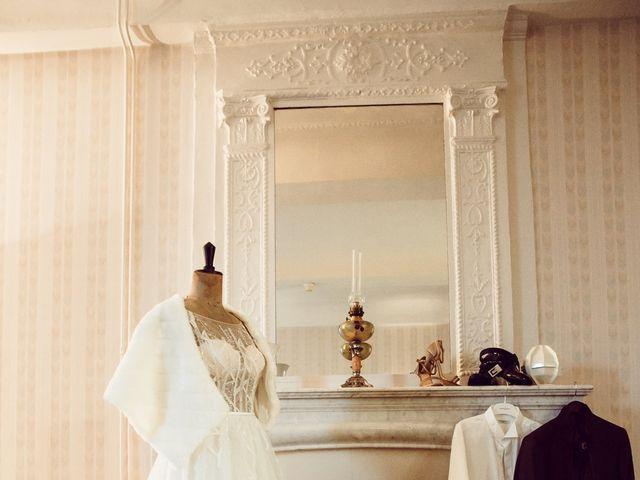 Le mariage de Jerome et Amandine à Amondans, Doubs 4