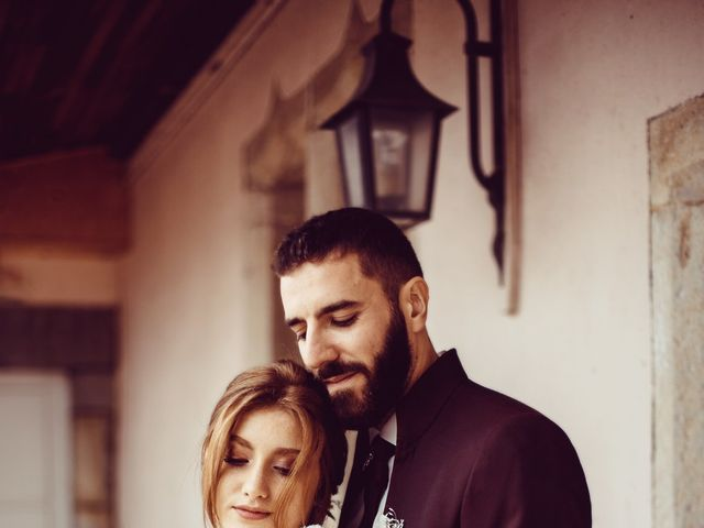 Le mariage de Jerome et Amandine à Amondans, Doubs 16