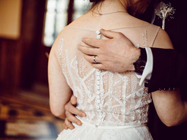 Le mariage de Jerome et Amandine à Amondans, Doubs 21