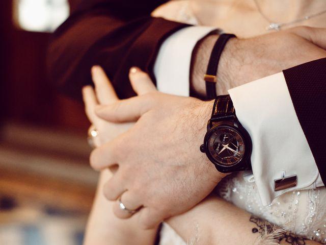 Le mariage de Jerome et Amandine à Amondans, Doubs 25