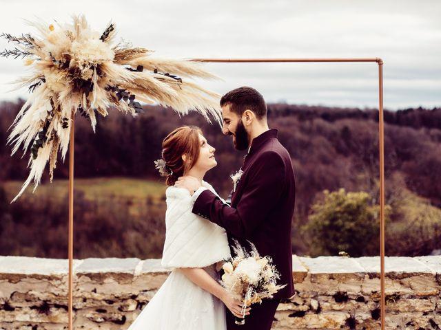 Le mariage de Amandine et Jerome