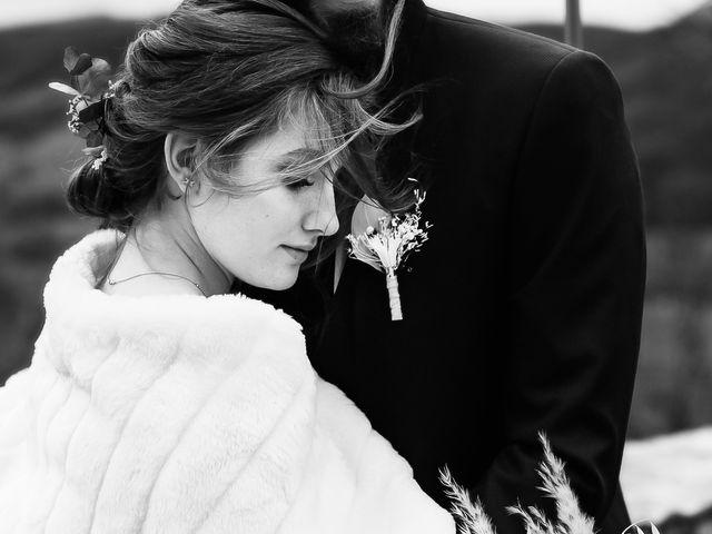 Le mariage de Jerome et Amandine à Amondans, Doubs 30