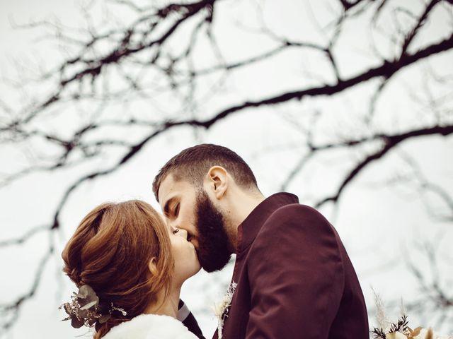 Le mariage de Jerome et Amandine à Amondans, Doubs 31