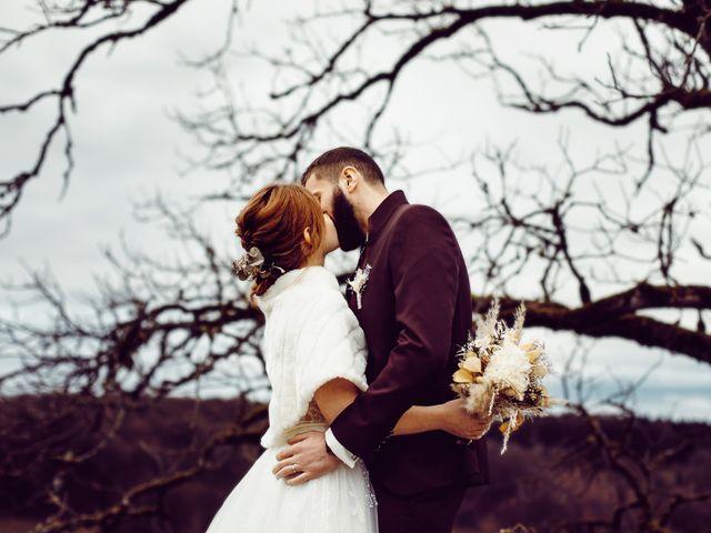 Le mariage de Jerome et Amandine à Amondans, Doubs 32