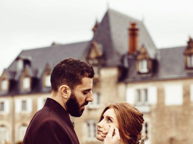 Le mariage de Jerome et Amandine à Amondans, Doubs 36