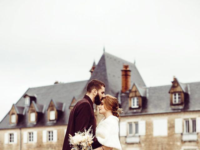 Le mariage de Jerome et Amandine à Amondans, Doubs 37