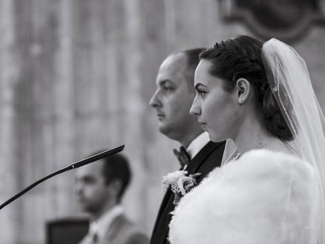 Le mariage de John et Elodie à Tuffé, Sarthe 54