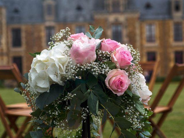 Le mariage de John et Elodie à Tuffé, Sarthe 65