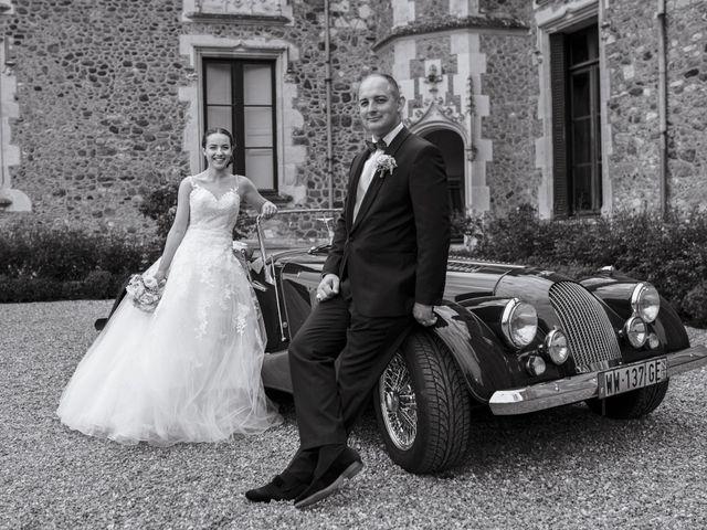Le mariage de John et Elodie à Tuffé, Sarthe 68