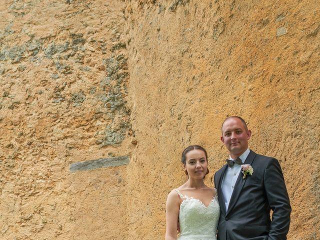 Le mariage de John et Elodie à Tuffé, Sarthe 86