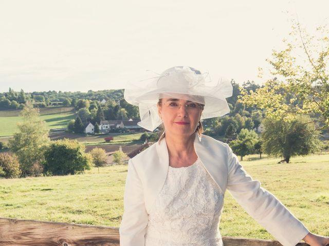 Le mariage de Pierre et Pascale à Vallery, Yonne 6
