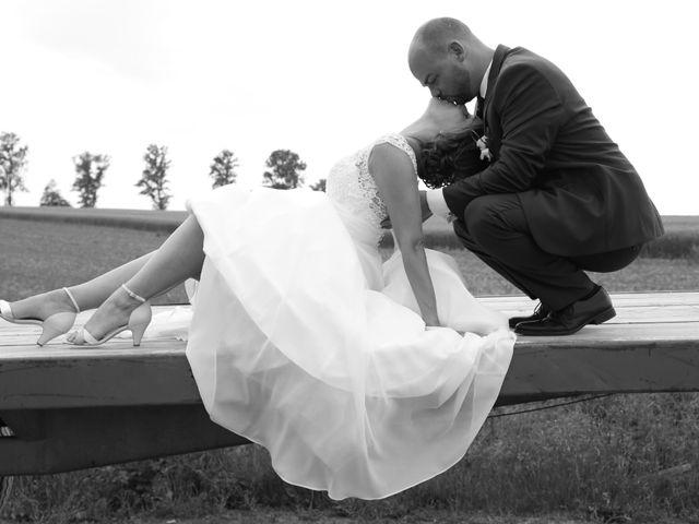 Le mariage de Roro et Aurelie à Valdieu, Haut Rhin 30