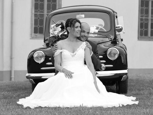 Le mariage de Roro et Aurelie à Valdieu, Haut Rhin 32