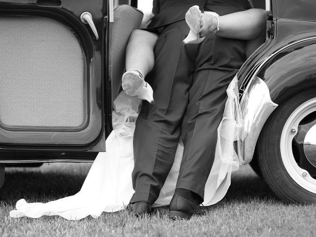 Le mariage de Roro et Aurelie à Valdieu, Haut Rhin 34