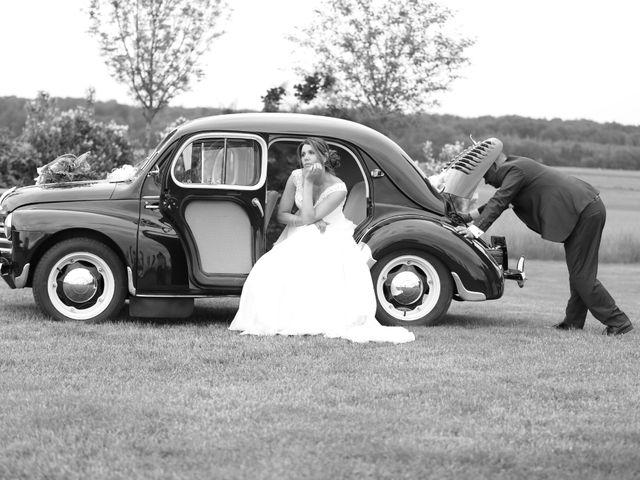 Le mariage de Roro et Aurelie à Valdieu, Haut Rhin 35