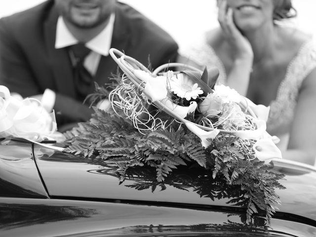 Le mariage de Roro et Aurelie à Valdieu, Haut Rhin 37