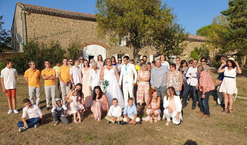 Le mariage de Sébastien  et Virginie  à Montferrand, Aude