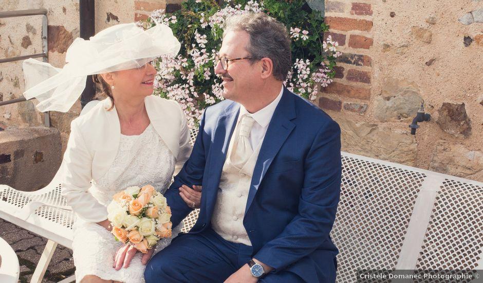 Le mariage de Pierre et Pascale à Vallery, Yonne