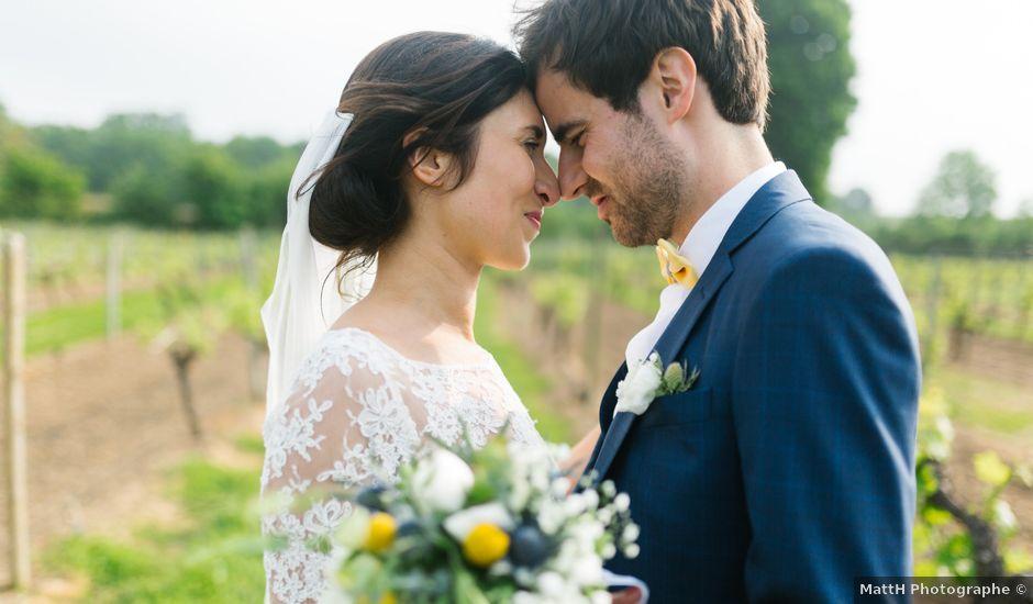 Le mariage de Alfred et Manon à Angoulême, Charente