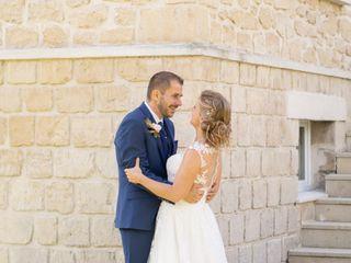 Le mariage de Marjorie et Benoit 1