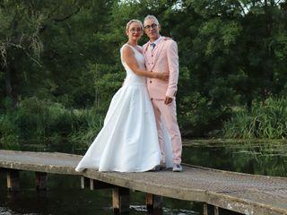 Le mariage de Agnès  et Victor