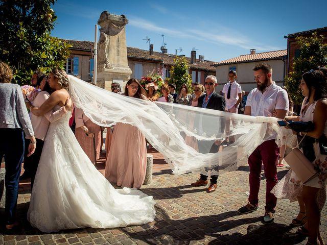 Le mariage de Adrien et Nadège à Ramonville-Saint-Agne, Haute-Garonne 33