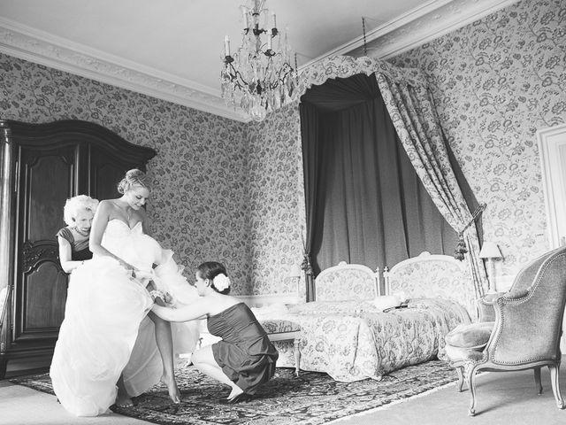 Le mariage de Houcine et Fabienne à Paris, Paris 1