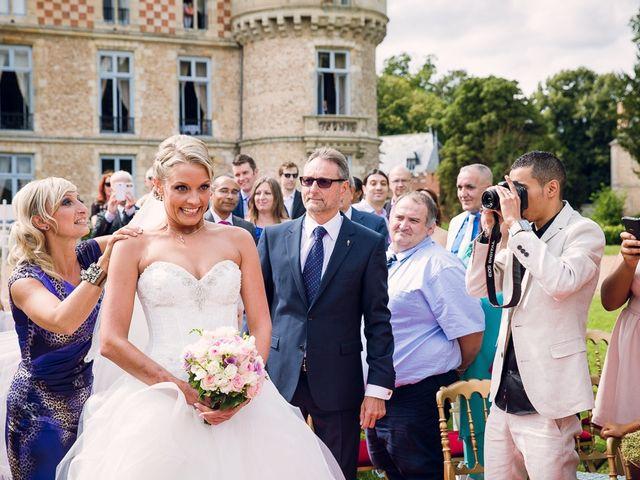 Le mariage de Houcine et Fabienne à Paris, Paris 9