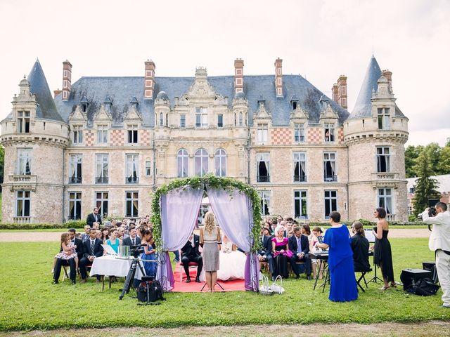 Le mariage de Houcine et Fabienne à Paris, Paris 10