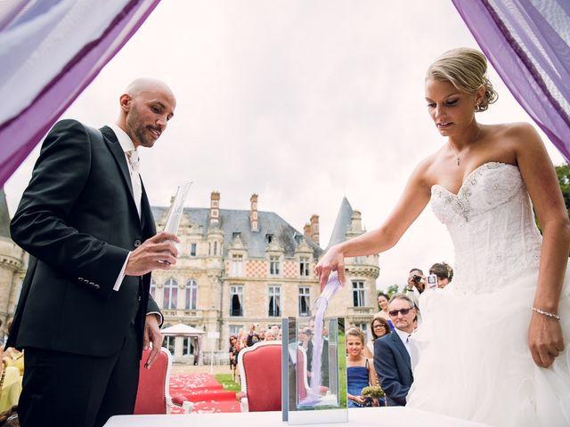 Le mariage de Houcine et Fabienne à Paris, Paris 18