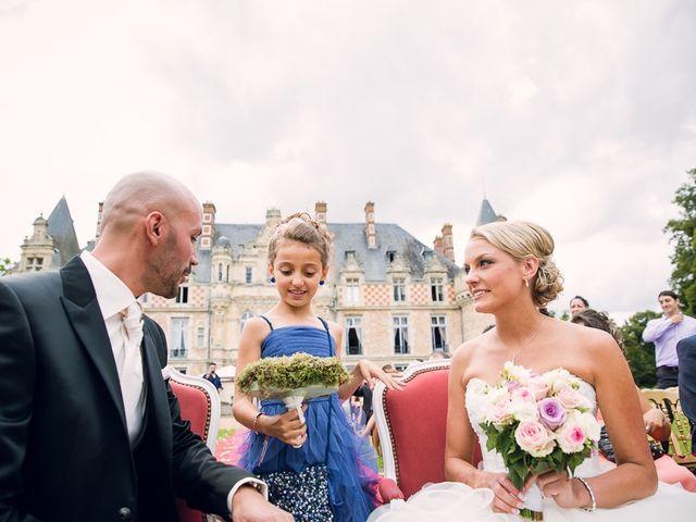 Le mariage de Houcine et Fabienne à Paris, Paris 21
